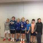 Seier til Ullern i lagserien U 12 og Henrik vant sin tredje internasjonale turnering for året!